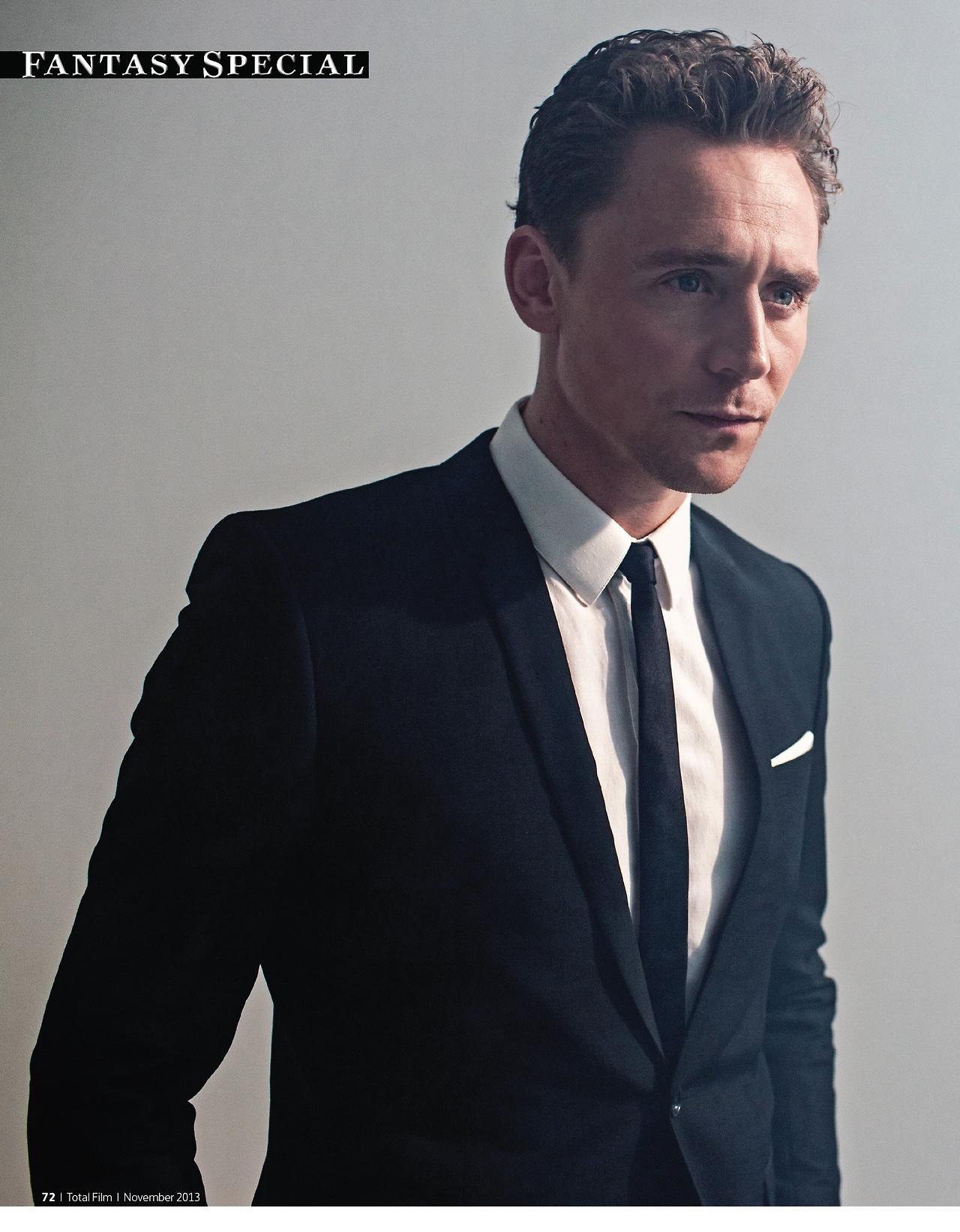 Tom Hiddleston The Hollow Crown Photoshoot
