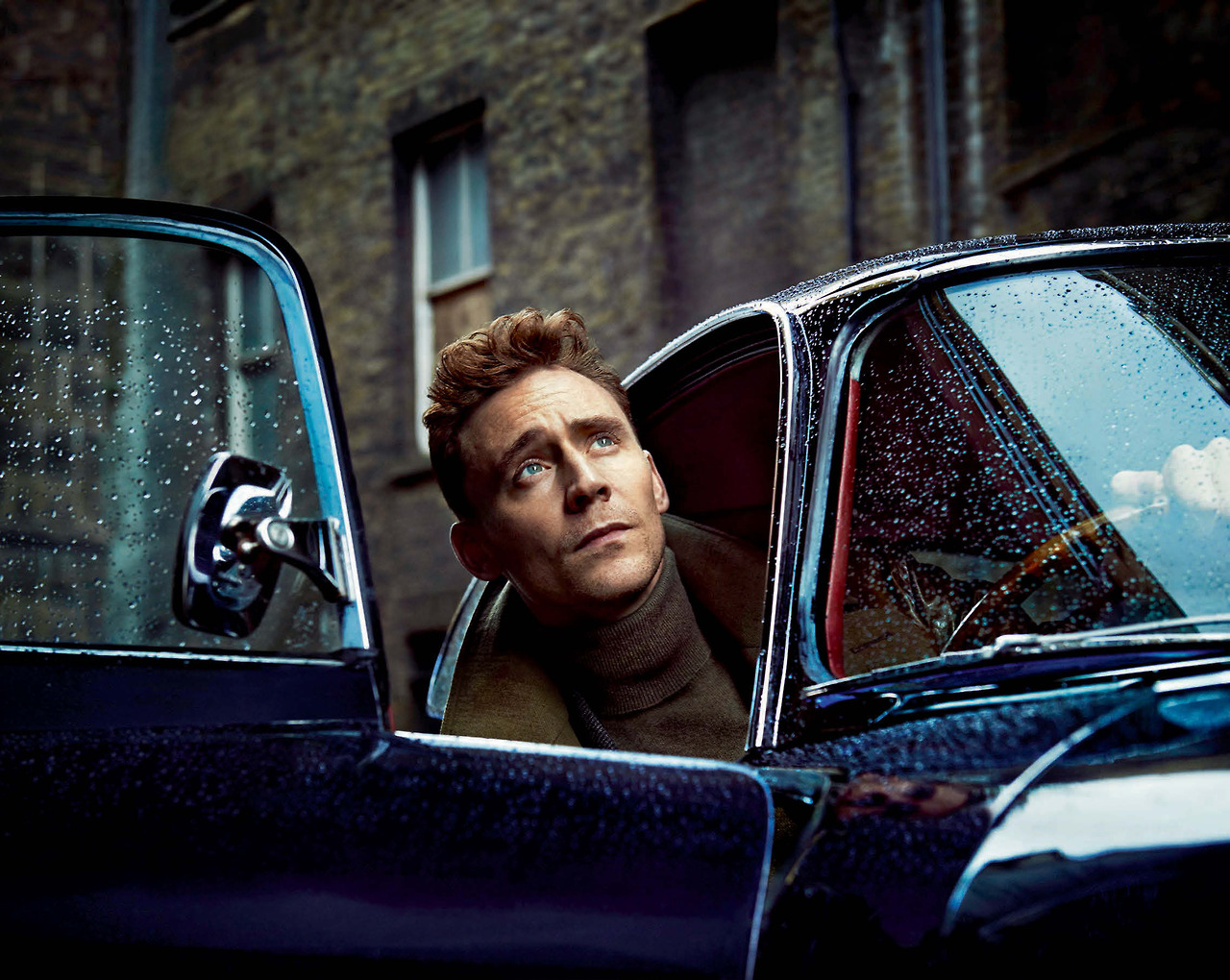 Tom Hiddleston Italian Fans: Photoshoot per la rivista ES ...