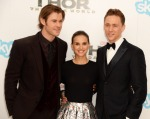 """Thor: The Dark World"" - World Premiere - Inside Arrivals"