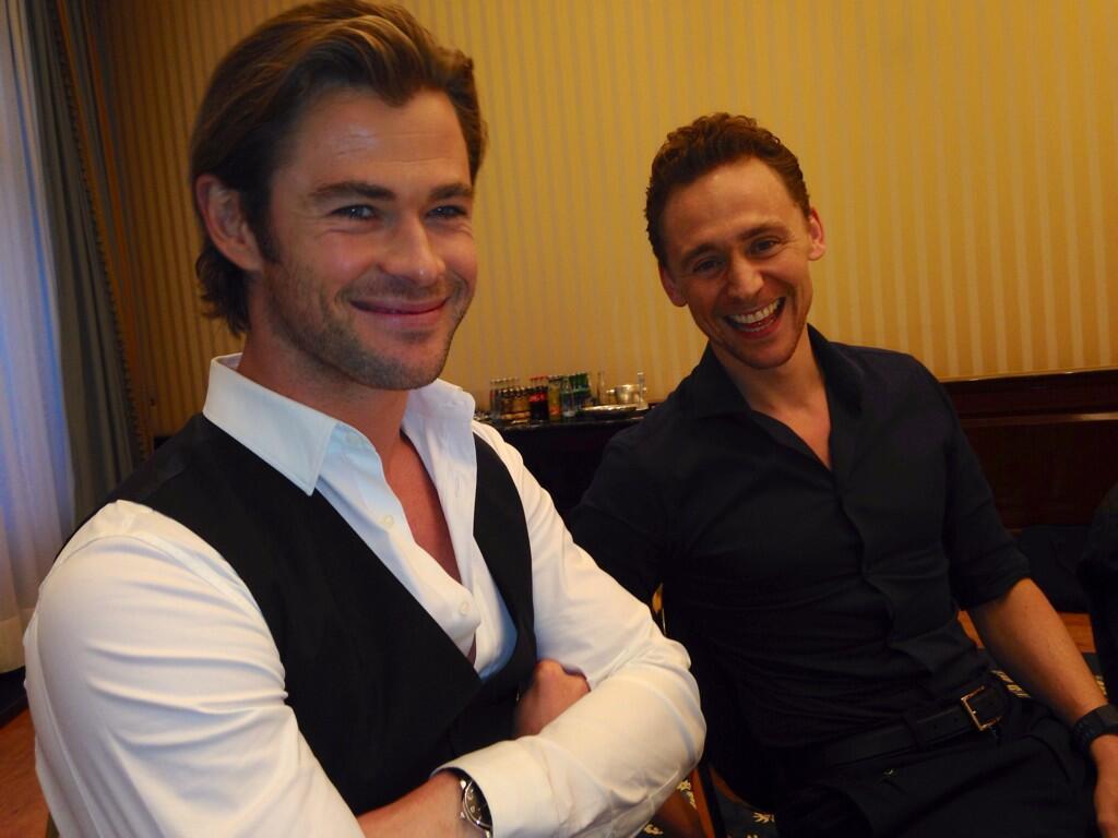 Tom Hiddleston And Emma Hiddleston Tom Hiddleston  amp Chris