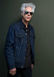 Only Lovers Left Alive director Jim Jarmusch.