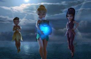 Tinker Bell y sus amigas. / bestwallpapersfan.com