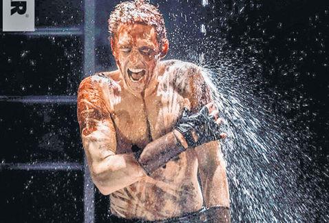 Tom Hiddleston interpreta a Cayo Marcio Coriolano