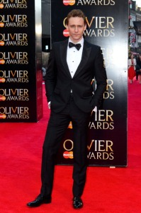 Tom Hiddleston en la alfombra roja / Foto: WireImage