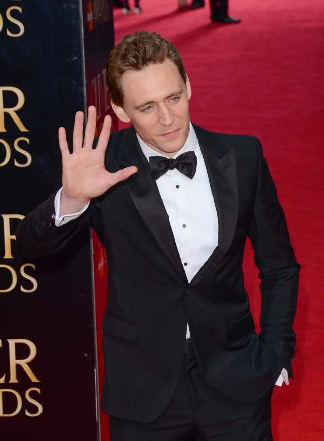 Laurence Olivier Awards 2014 - Arrivals