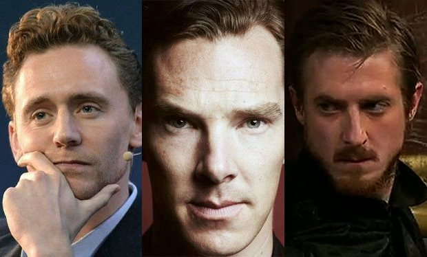 Bid_for_charity_creations_by_Benedict_Cumberbatch__Tom_Hiddleston_and_Arthur_Darvill