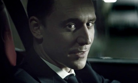 Tom Hiddleston en el comercial de Jaguar 'El arte de la villanía' ('The Art of Villainy')