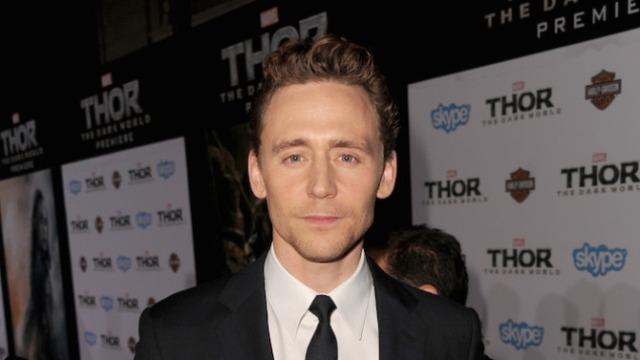 Cayeron los rumores que apuntaban a Tom Hiddleston como protagonista de la cinta