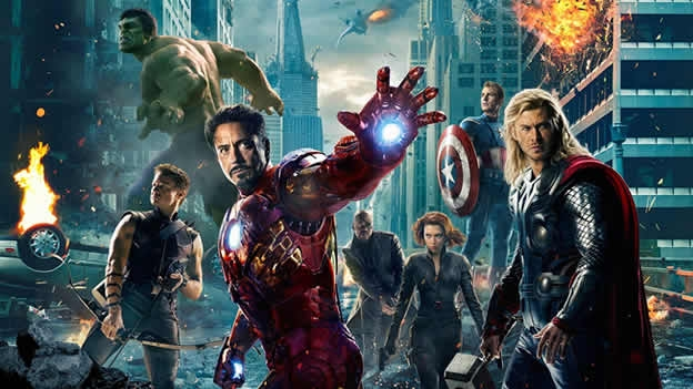 Veremos mucho más de los Avengers y otros personajes de Marvel en los próximos años. (Marvel Studio/Cortesía)