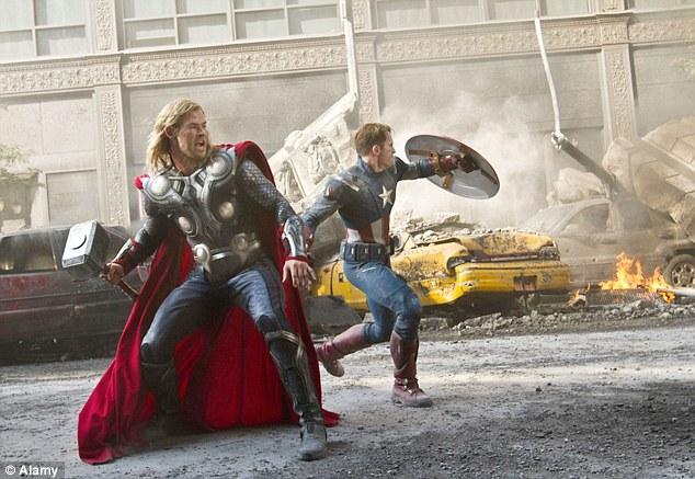 El próximo año, Avengers 3 y 4 se filmarán al mismo tiempo, muy probablemente en los estudios Pinewood