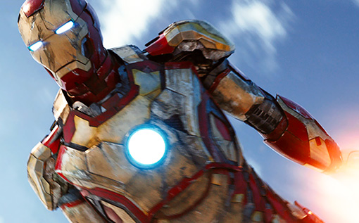 Marvel's Iron Man 3 (2013) Iron Man/Tony Stark (Robert Downey Jr.)
