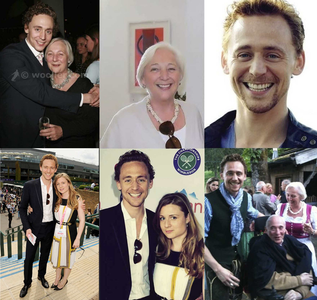 17. Tom has a happy family