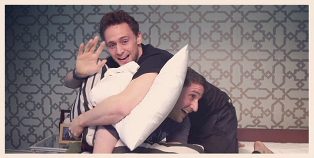 24. Tom Had A Slumber Party