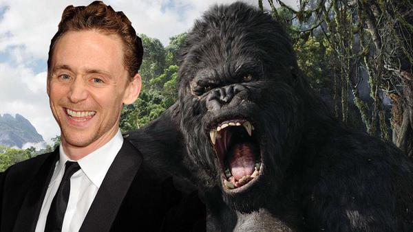"""@SuperheroFeed: KING KONG prequel starring TOM HIDDLESTON now retitled 'KONG: SKULL ISLAND'. pic.twitter.com/hkmHlyt16n"" wHAT 5:13 PM - 15 Dec 2014"