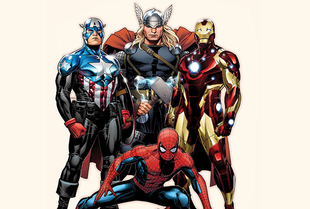 SpiderManAvengers
