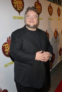 "(Foto: Getty Images / Gustavo Caballero) Guillermo del Toro en la alfombra roja de ""THE BOOK OF LIFE"" en Regal South Beach 18, el 13 de octubre de 2014 en Miami, Florida."