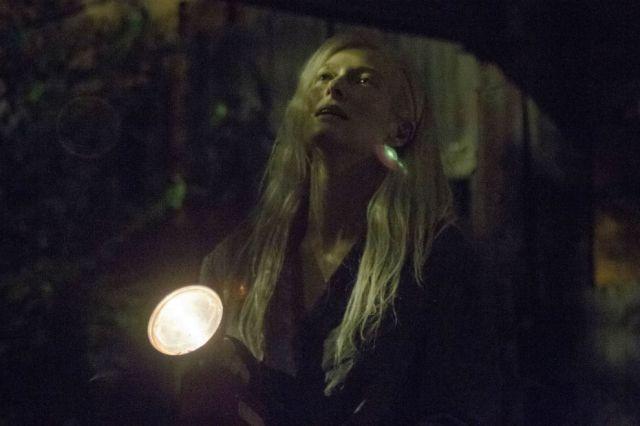 Tilda Swinton es Eve, una mujer vampiro con miles de años de existencia.