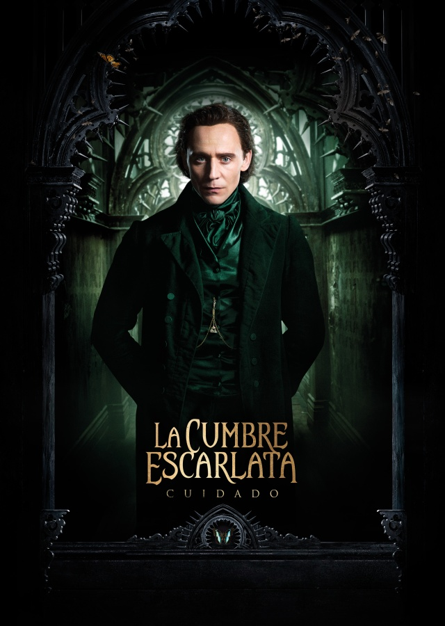 Cartel oficial de la película, Legendary.