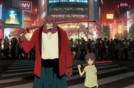 The Boy and the Beast, Mamoru Hosoda.
